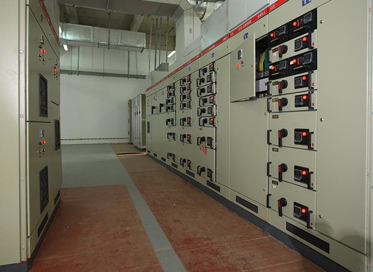 低压配电室