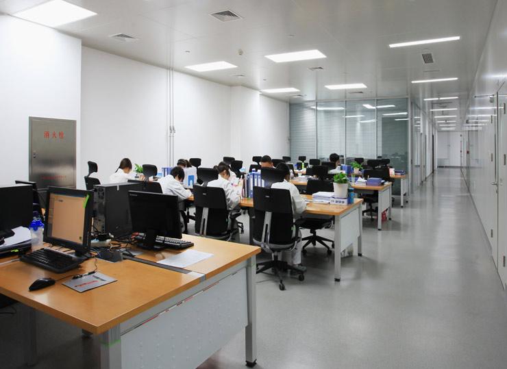 QC实验室
